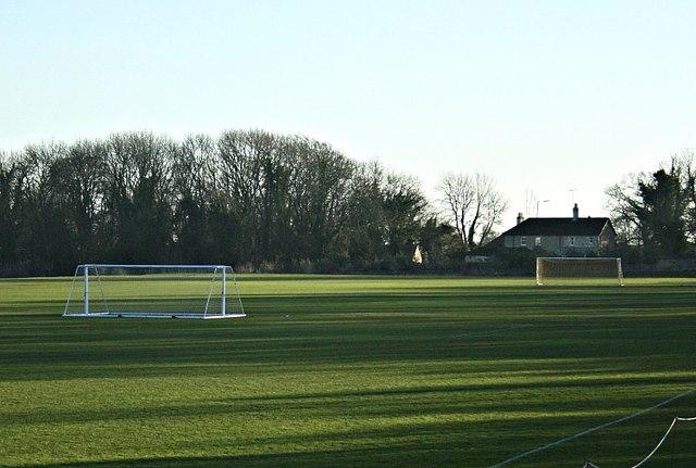 2008 : University of Bath playing field