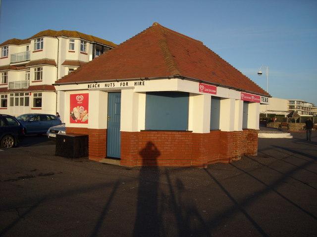 Ice Cream Kiosk, Bexhill-on-Sea