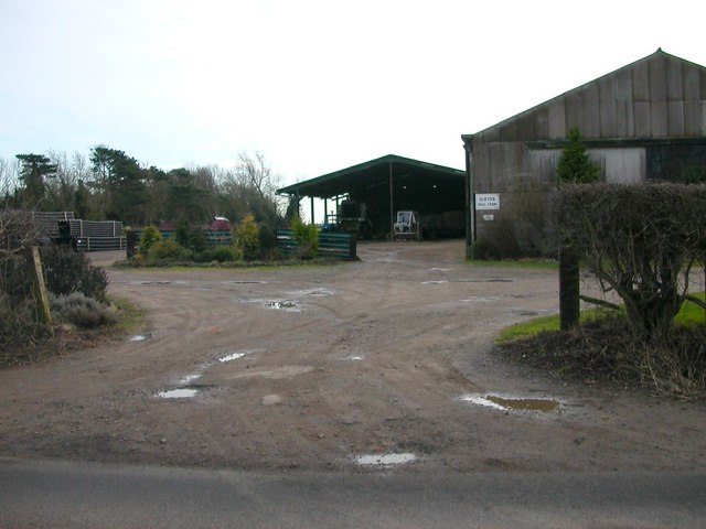Clifton Hall Farm