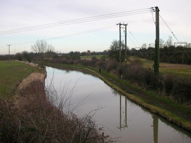 Hillmorton-Oxford Canal