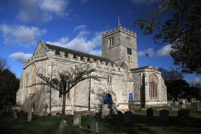 All Saints Church - Broad Chalke
