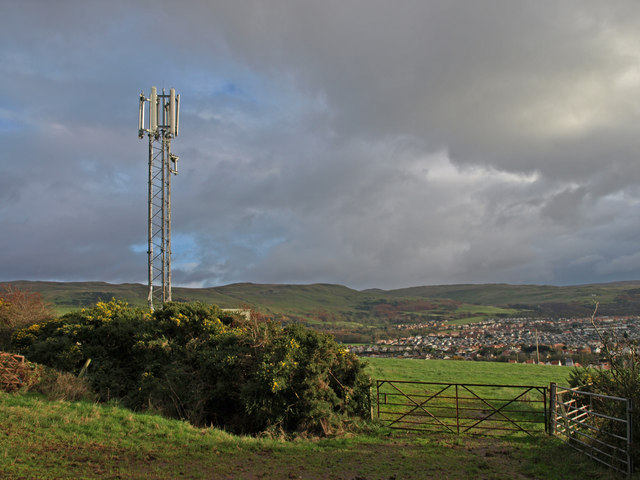 Mast and Largs