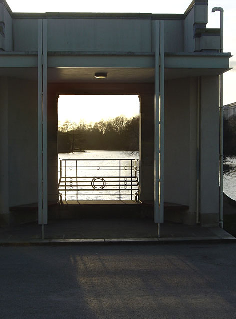 Highfields Park, The Lake
