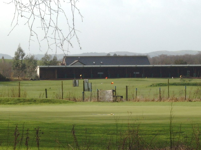 The Pines Golf Centre, Dumfries