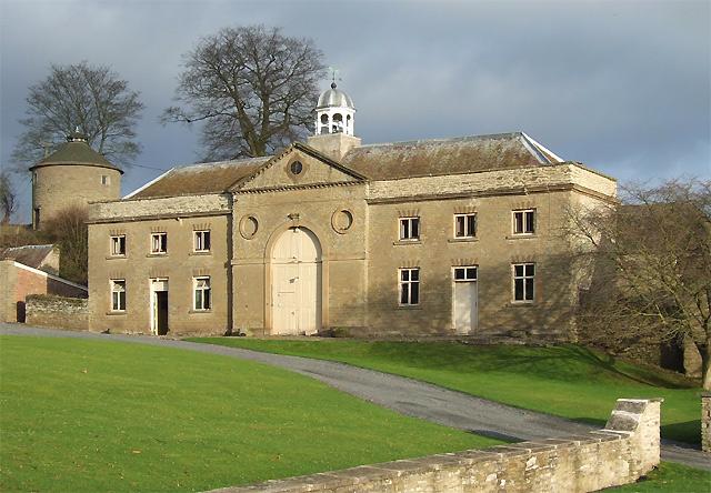 Estate Buildings, Shipton Hall, Shropshire