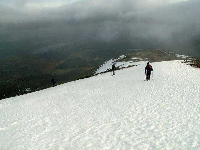 Schiehallion ridge
