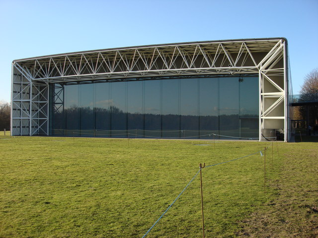 Sainsbury Centre for Visual Arts, University of East Anglia