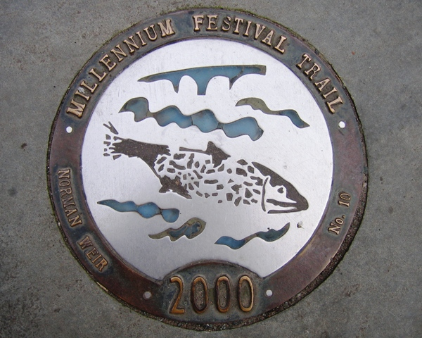 Millennium Festival Trail: Norman Weir - No 10