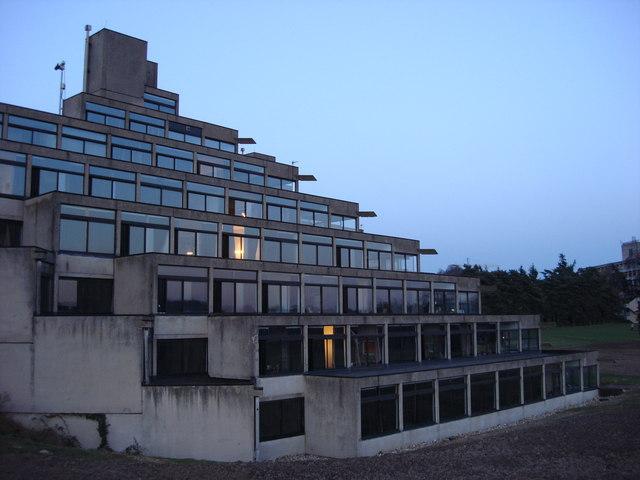 Norfolk Terrace, University of East Anglia