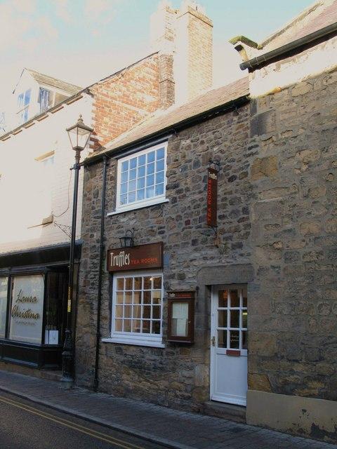 Tea Room Corbridge