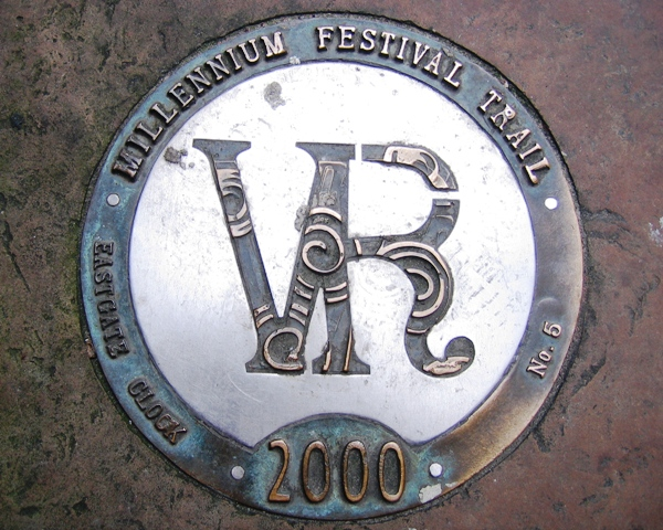 Millennium Festival Trail: Eastgate Clock - No 5