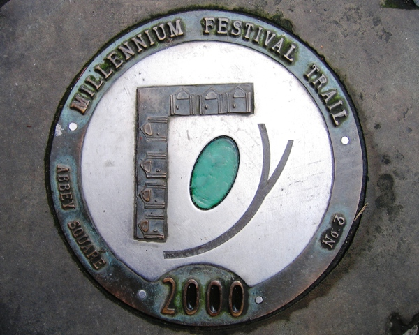 Millennium Festival Trail: Abbey Square - No 3