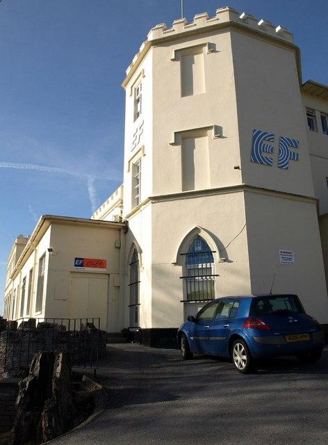 Language school, Torquay