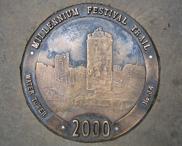 Millennium Festival Trail: Water Tower - No 34