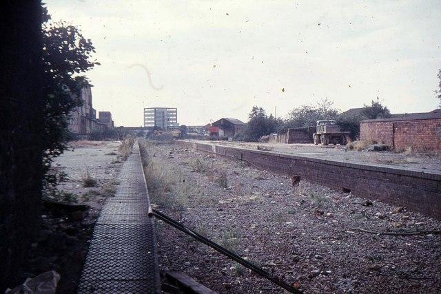 Fishponds (Bristol) Station (Disused)