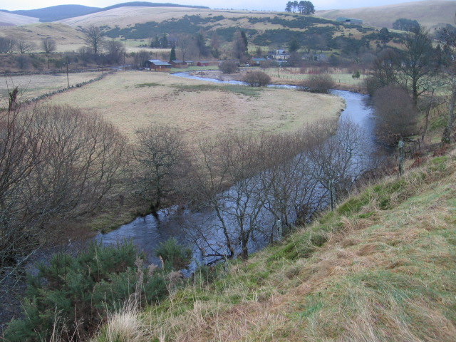 River Devon near Glendevon