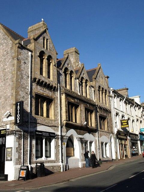 Former police station, Market Street, Torquay