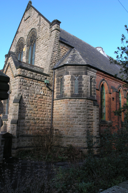 Beeston Baptist Church, Dovecote Lane