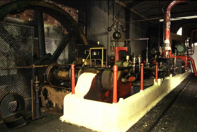 Steam Engine, Runtlings Mill