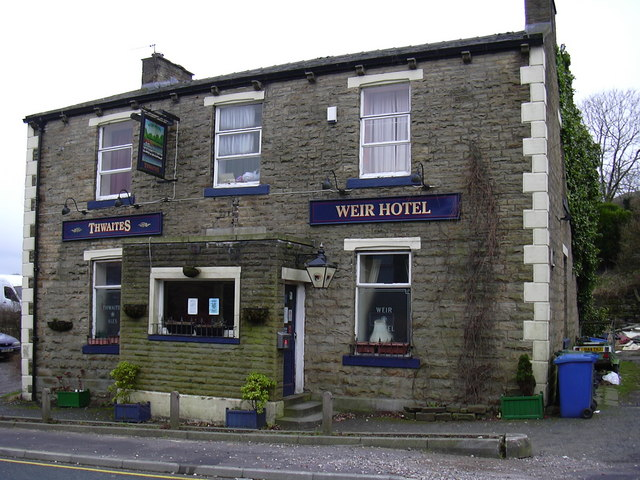 Weir Hotel Burnley Road