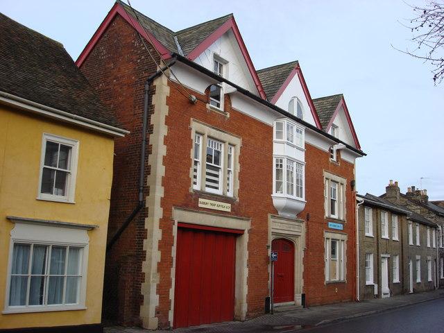 Cadet Centre Gainsborough Street