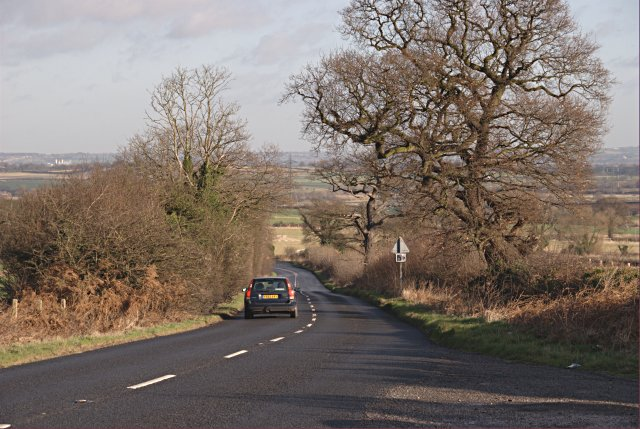 A514 Ticknall to Derby road