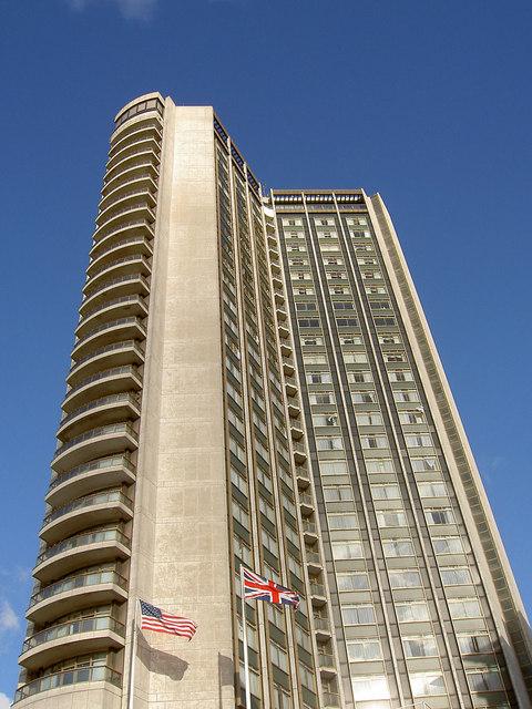 The London Park Lane Hilton Hotel