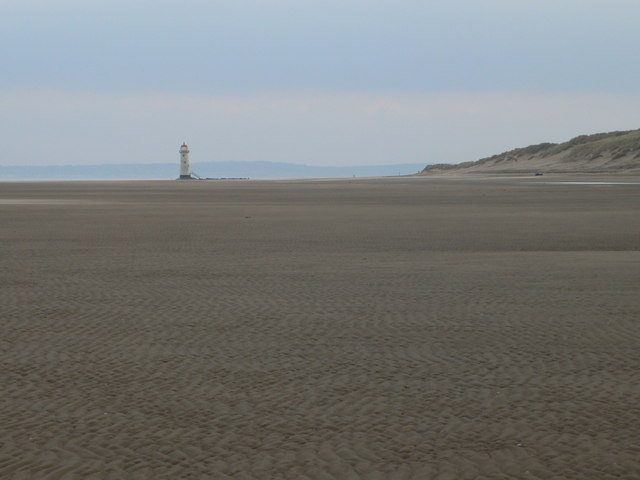 Looking towards Point of Ayr