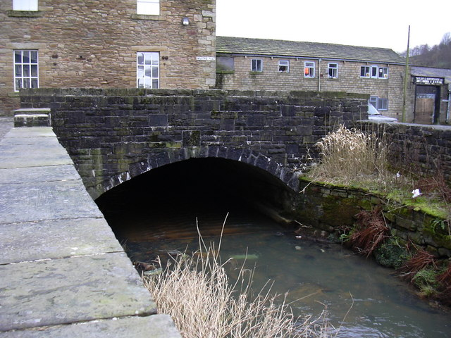 River Irwell, Bacup Centre