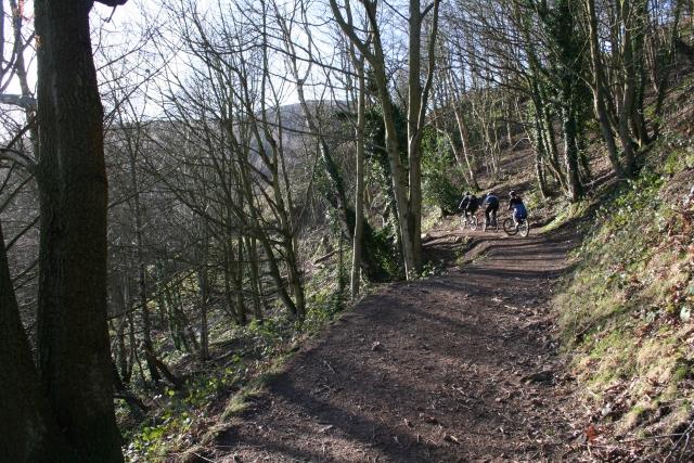 Path on North Hill