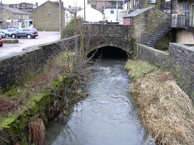 River Irwell, Bacup