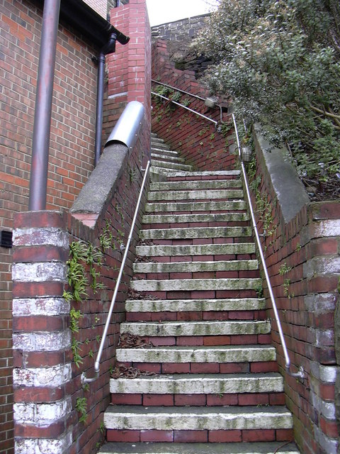 Theatre Steps, Bacup