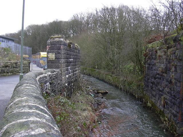 River Irwell at Old Kiln