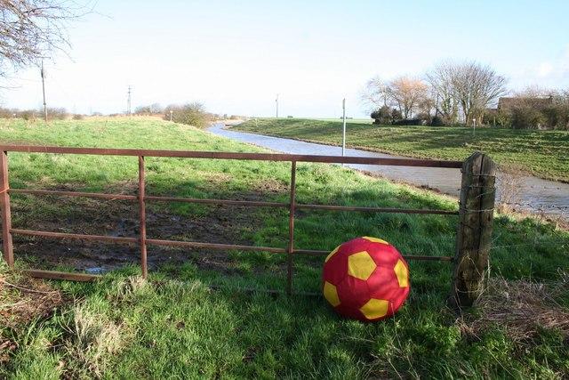 Giant football