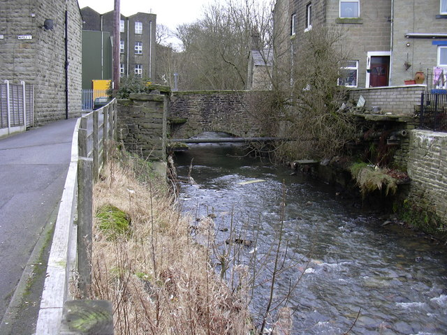 Farholme Lane Bridge