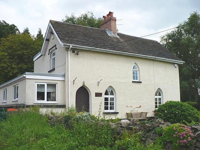 Maescoed Cottage