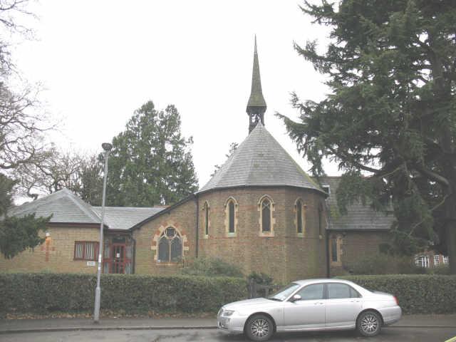 Church of St John the Baptist, Kingston Vale