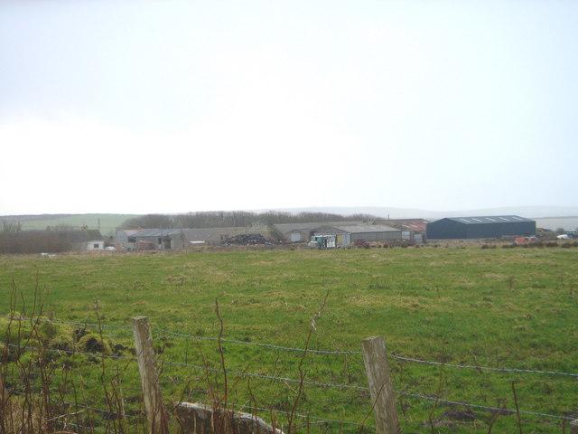 Farm Steadings at Lochend