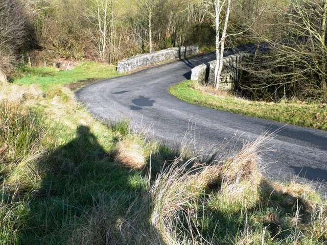 Bridge over Nant Gwenddwr