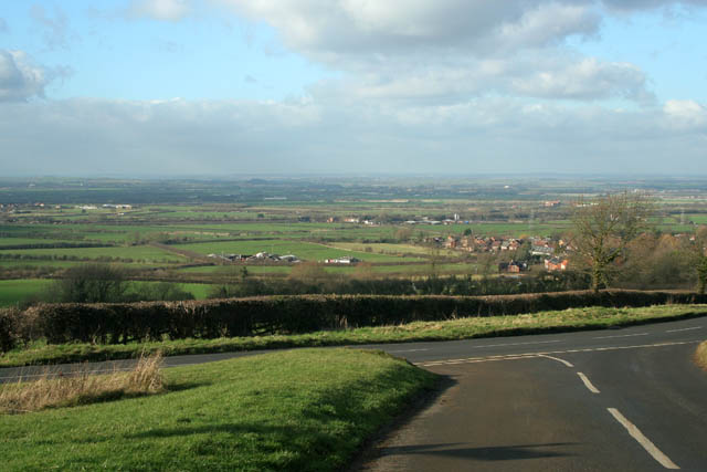 From the top of Mill Hill