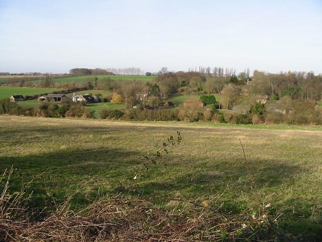 Heronden from Thornton Lane