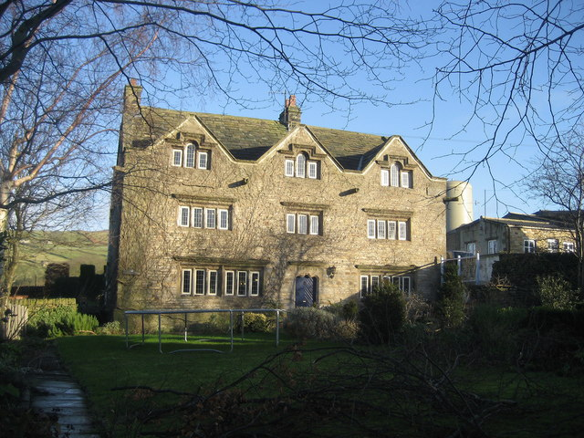 Old Hall, Bradley