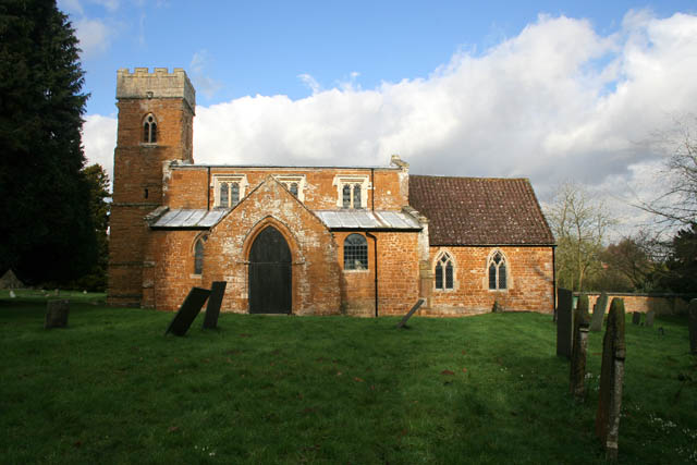 St Michael and All Angels', Eastwell