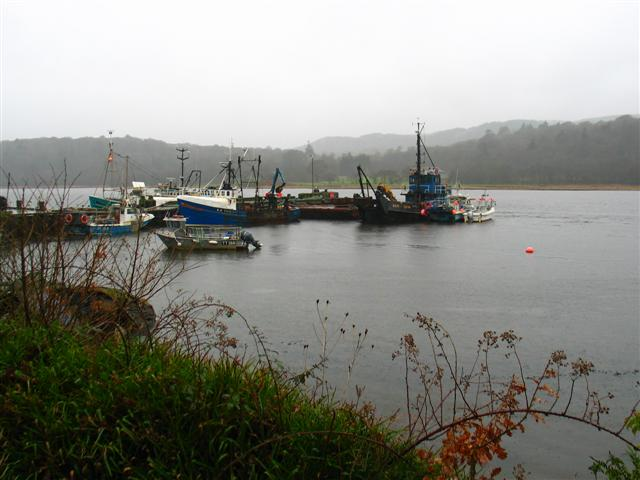 West Loch Tarbert Quay