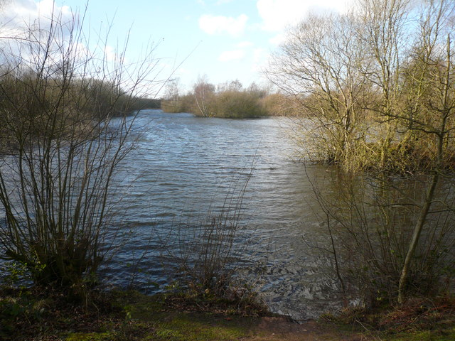Daneshill Lakes View
