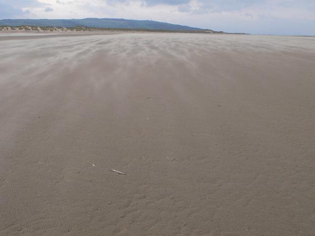 Beach near Point of Ayr
