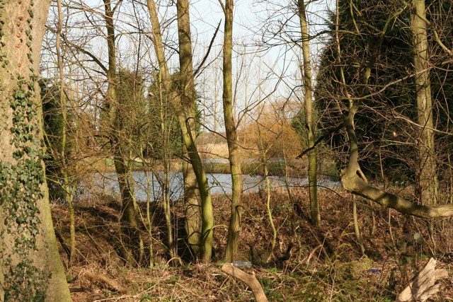 The Lake North of Hedon