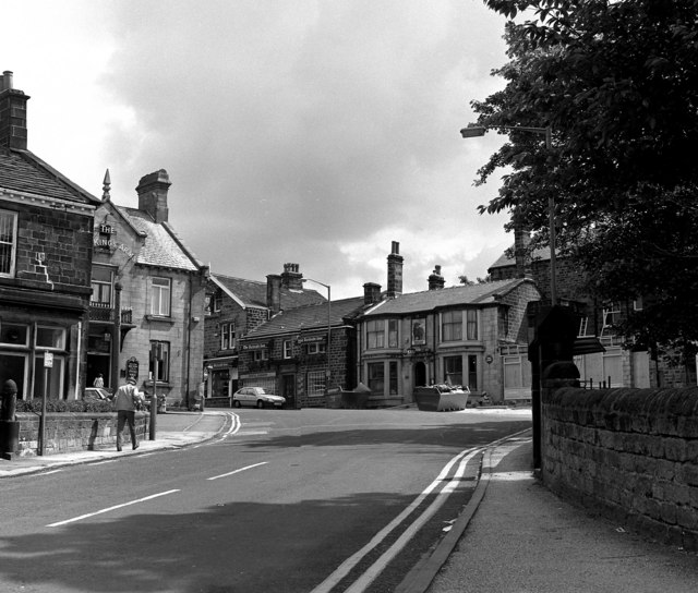The Green, Horsforth, Yorkshire