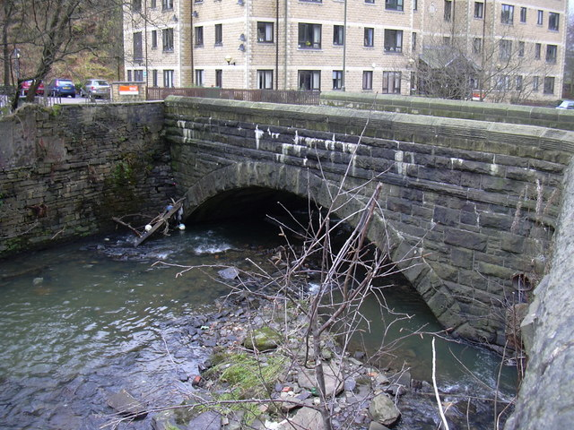 Cowpe Road Bridge