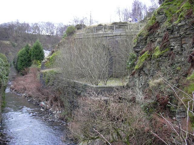 River Irwell at The Glen